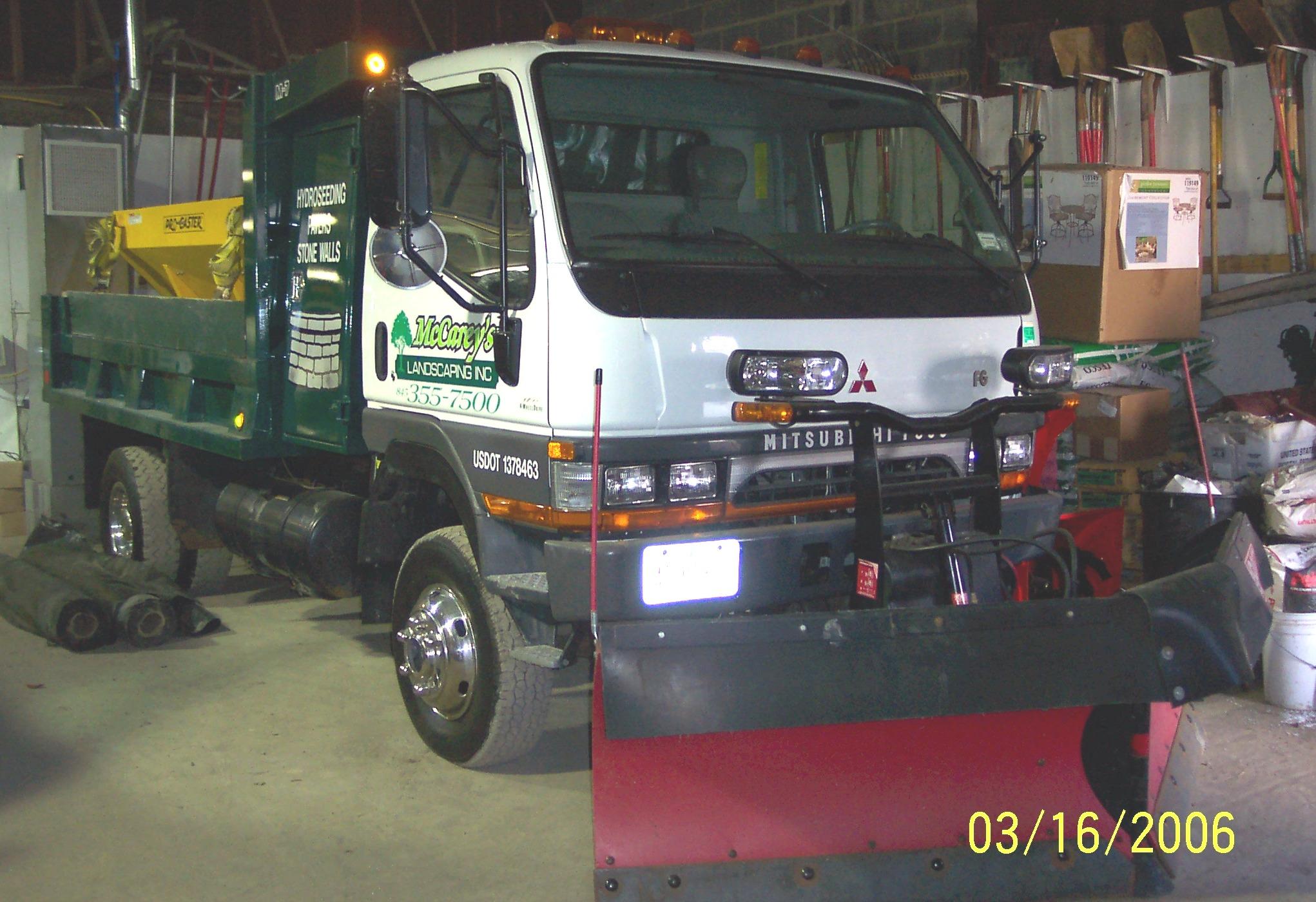 mccarey mitsu truck